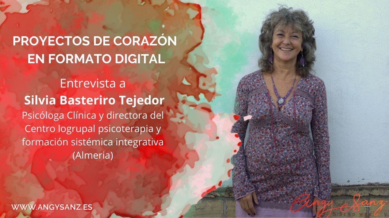 entrevista Silvia Basteiro Tejedor