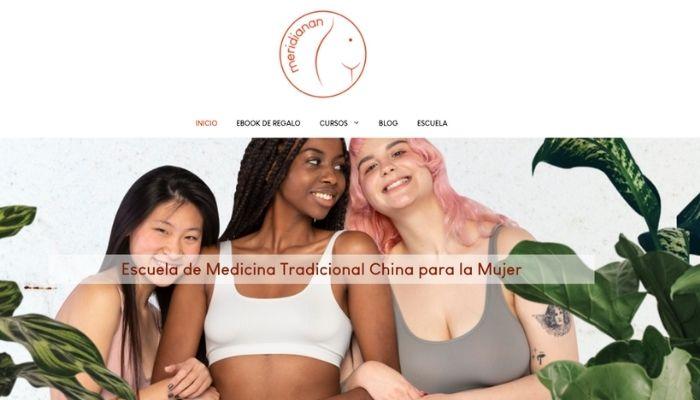 Meridinan, primera escuela de medicina tradicional china para la mujer